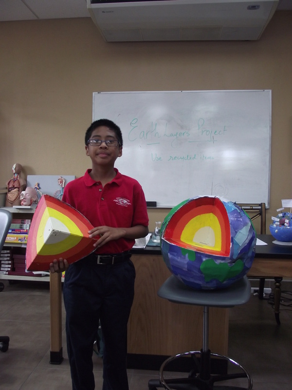 grade 7 projects